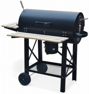 Alice's Garden Serge Barbecue américain charbon de bois