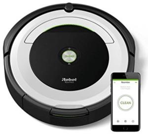 Aspirateur robot iRobot Roomba 691