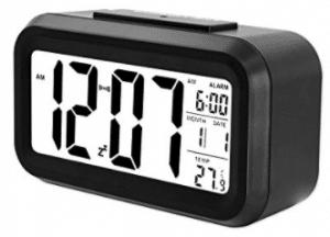 Horloge numérique à LED Soyion