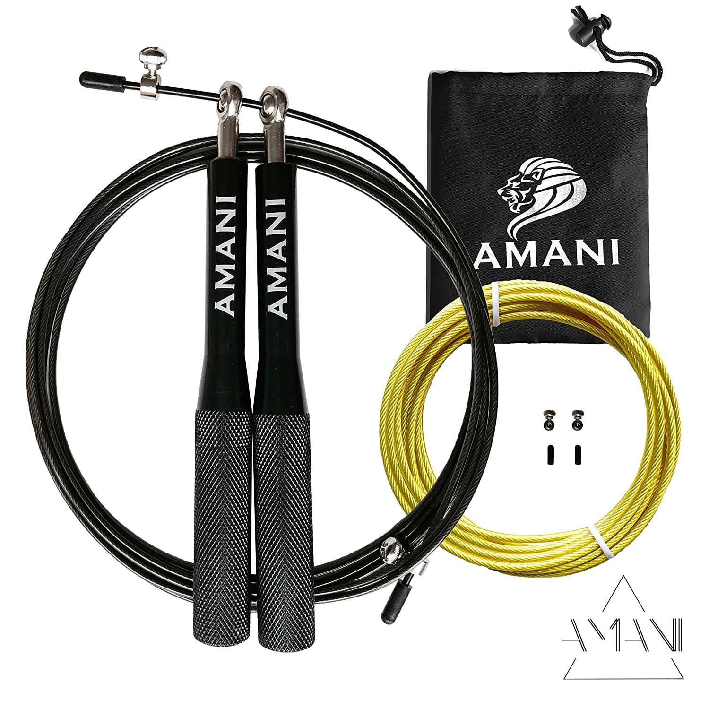 corde réglable Corde à sauter TOQIBO corde à sauter de vitesse