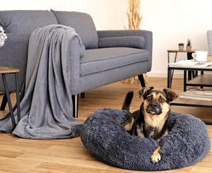 Avis sur le panier rond pour chien Lionto by Dibea