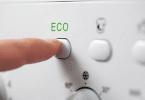 économiser avec une machine à laver