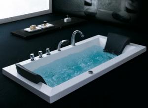 Avantages d'une baignoire balnéo