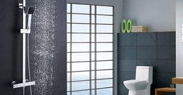 Comparatif colonne de douche