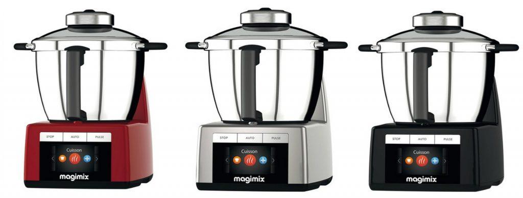 Magimix multicuiseur Cook expert en promo