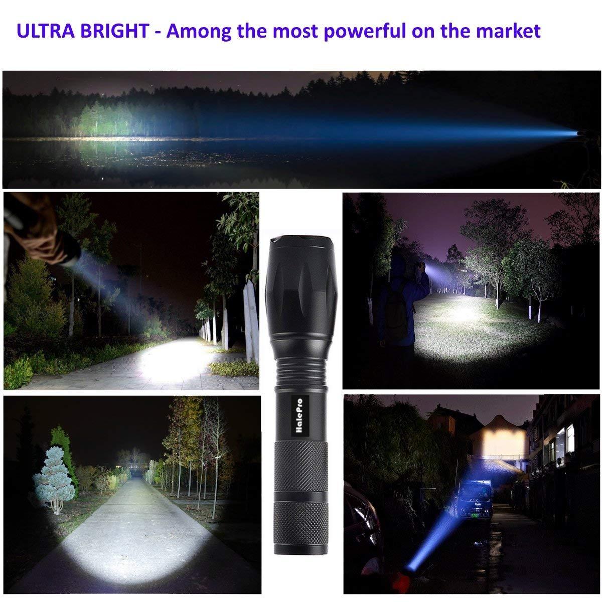 Meilleure Lampe Torche Led Rechargeable Et Puissante Testeur Du