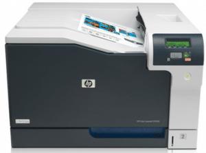 Comparação de impressora laser colorida