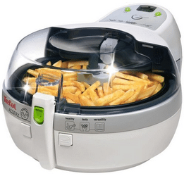 Test friteuse sans huile Seb Actifry