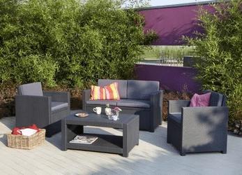 Salon de jardin | Comparatif 2019 & Guide d\'achat pour bien le choisir !