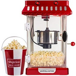 Comparatif machine à pop corn