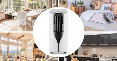 Avis climatiseur mobile klarstein new breeze eco
