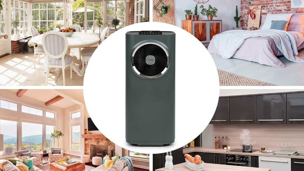Comparatif meilleur climatiseur mobile Klarstein