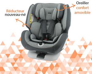 Meilleur siège auto pour enfant