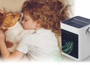 avis mini climatiseur portable heipard