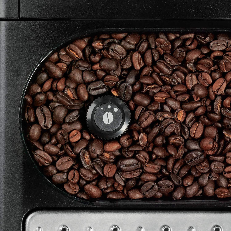 Cafetière expresso à grains Krups YY8125FD en promo