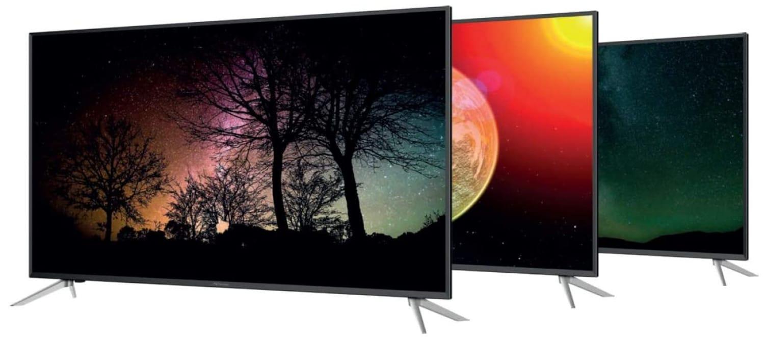 Comparação para escolher a melhor TV 4K