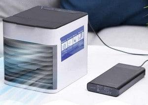 Rafraîchisseur d'air Arctic Cube Ultra vu à la TV