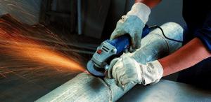 Test meuleuse Bosch Professional GWS 7-125