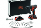 Test perceuse visseuse Black + Decker BDCDC18BAFC-QW