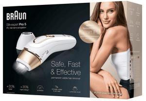 Avis épilateur à lumière pulsée Braun Silk-Expert Pro 5 PL5137