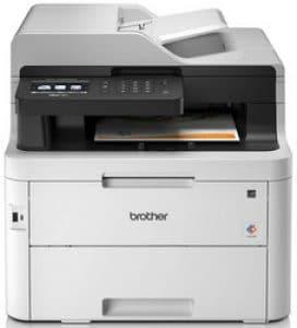 Revisão de impressora laser colorida Brother MFC-L3750CDW
