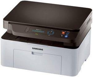 Avaliação da impressora a laser preto e branco Samsung SL-M2070