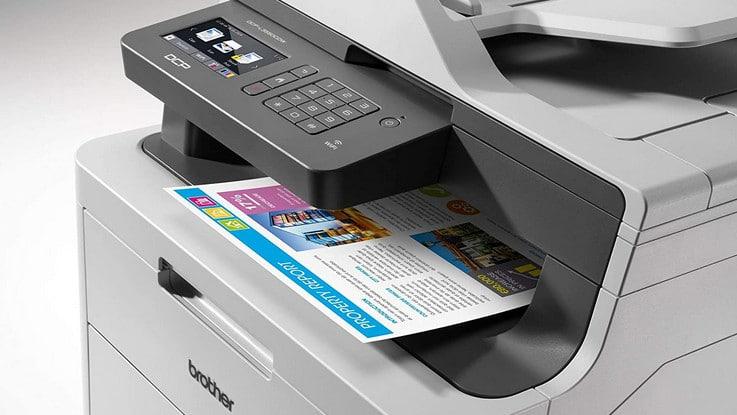 Comparatif meilleur imprimante couleur laser