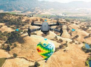Test dronex pro