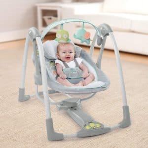 Choisir balancelle bebe