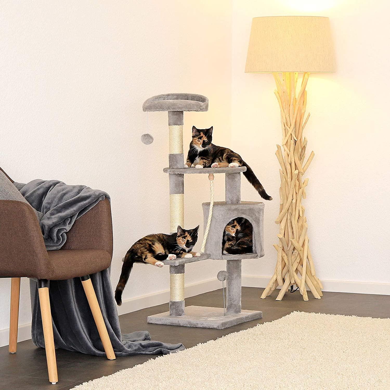 Arbre à chat de qualité Dibea KB00207
