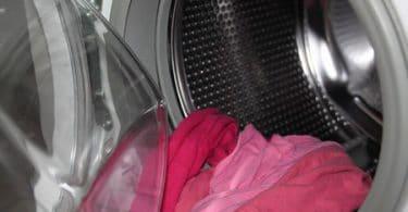 Enlever moisissure joint machine à laver
