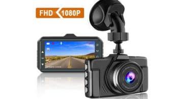 Comparatif dashcam caméra embarquée voiture