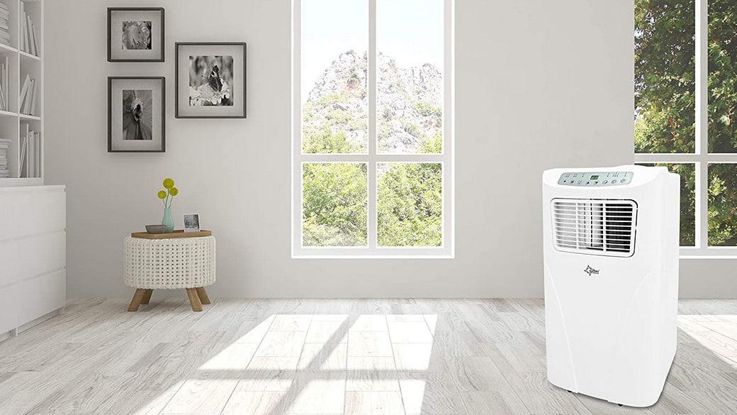 Comparatif meilleur climatiseur mobile Suntec