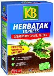 Désherbant sélectif gazon KB Herbatak Express