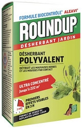 Désherbant sélectif gazon Roundup concentré 200 ml