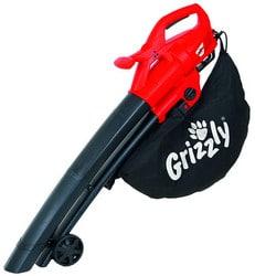 Test du souffleur de feuilles Grizzly Electric