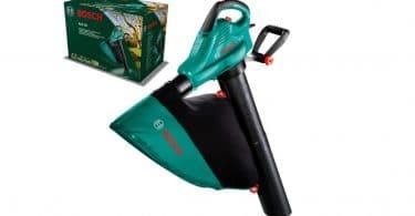 Test et avis sur l'aspirateur souffleur de feuilles Bosch ALS 30