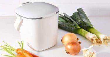 Test et avis sur le bac à compost de cuisine Oxo