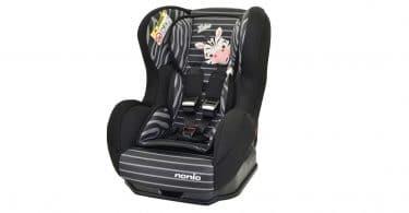 Test et avis sur le siège auto Cosmo Nania Skyline
