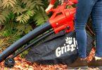 Test et avis sur le souffleur de feuilles Grizzly Electric