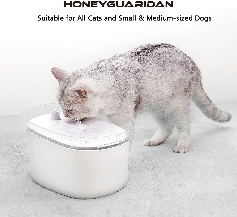 distributeur d'eau automatique pour chat HoneyGuardian