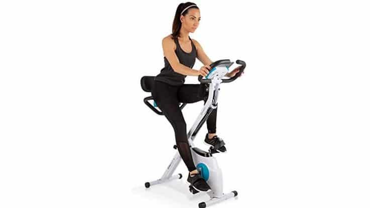 Avis sur le vélo d'appartement Klarfit Azura Plus