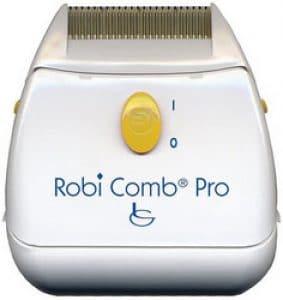 Peigne à poux électrique Oris Robi Comb
