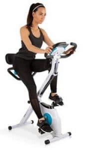 Test vélo d'appartement Klarfit Azura Plus
