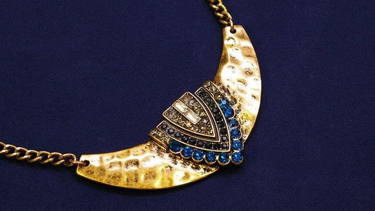 refaire briller ses bijoux en or