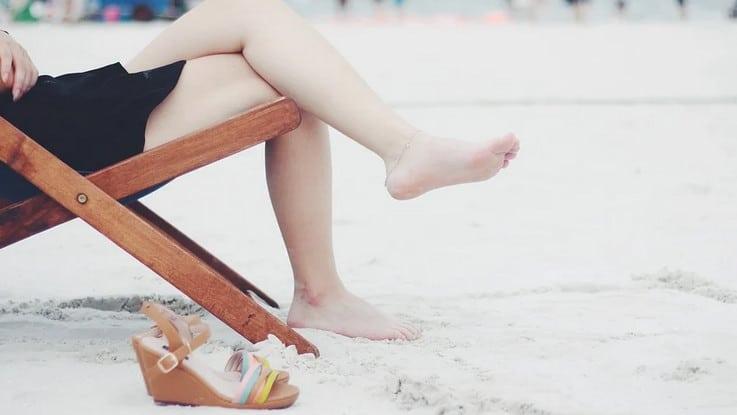 Astuces pour retrouver des pieds tout doux