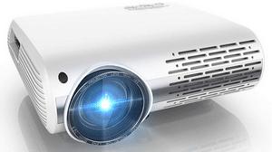 Test et avis sur le Vidéoprojecteur Yaber 7000 Lumens Video Projecteur Full HD 1080P
