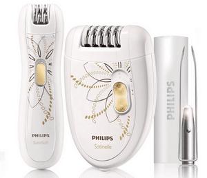 Avis coffret d'épilation Philips HP6540 00