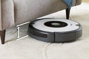 Avis robot aspirateur iRobot Roomba 605