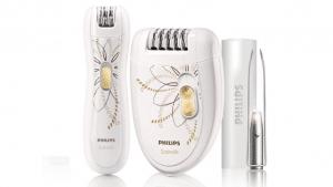 Test coffret d'épilation Philips HP6540 00